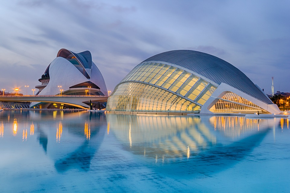 Dream Destination No 4 – Valencia