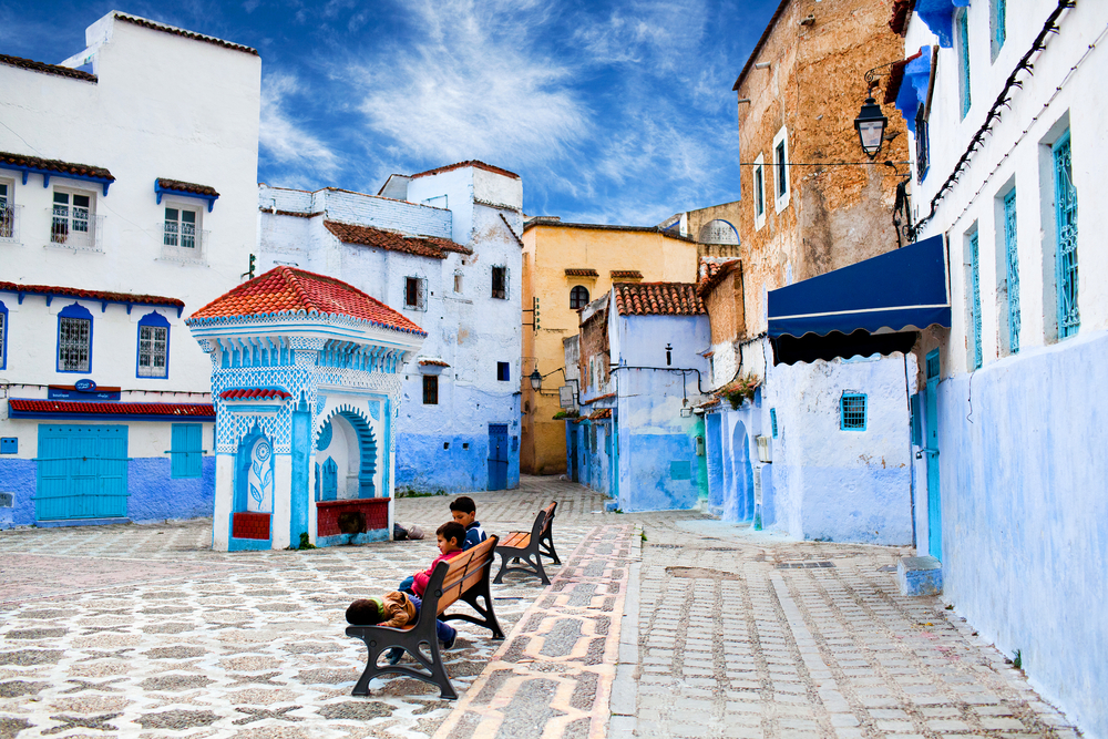 Dream Destination No 3 – Morocco