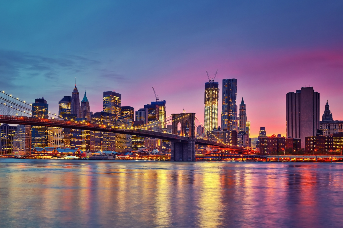 Dream Destination No5  – New York.