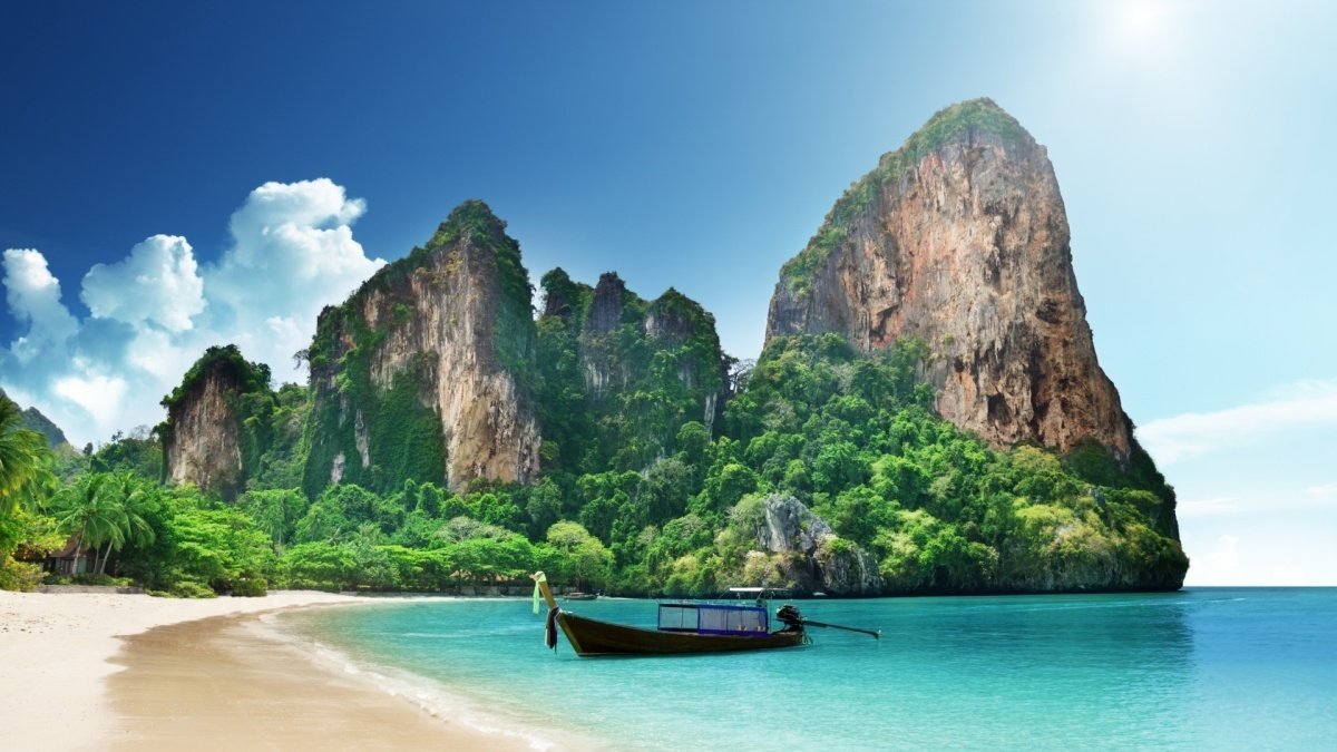 Dream Destination No 1 – Thailand.